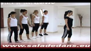 Salsa VS Russian Dance