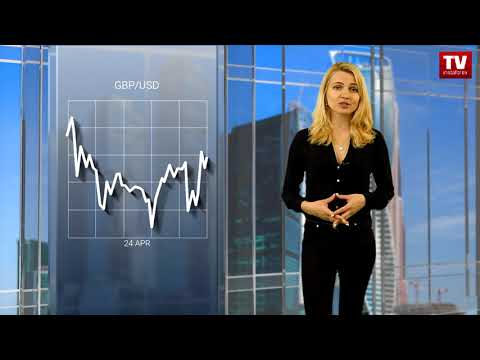 EUR and GBP holding lower in European trades  (24.04.2018)