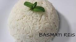 BASMATI REIS / Indischer Reis - InderKocht Folge 9