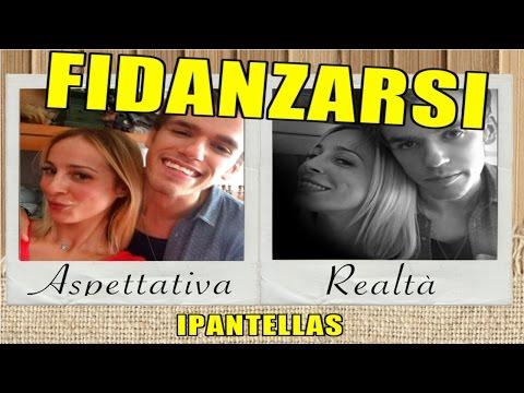 FIDANZARSI - Aspettativa vs Realtà - iPantellas