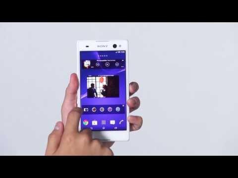 Genpa - Sony Xperia C3 Cep Telefonu