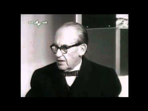 Bruno Zevi - Walter Gropius - Emilio Garroni