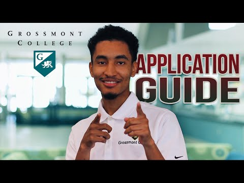 How to Complete Grossmont College Application | English
