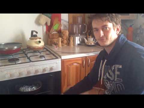Как включить духовку в газовой плите аристон видео