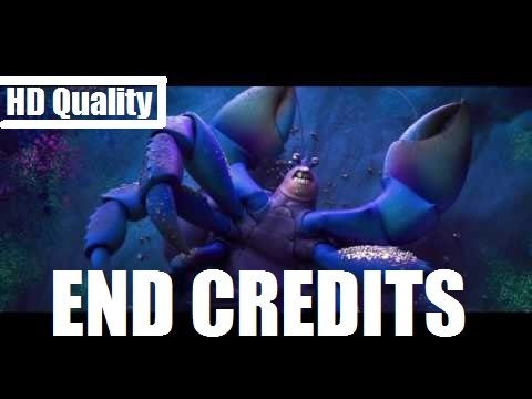 Tamatoa After End Post Credits (from Moana) Scene Full HD