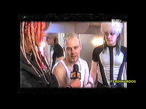 GRAVITY KILLS INTERVIEW  -  HEADBANGERS BALL ( 1997 )
