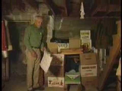 Basement Core Shelter