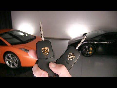 Lamborghini Gallardo vs. Gallardo LP550-2