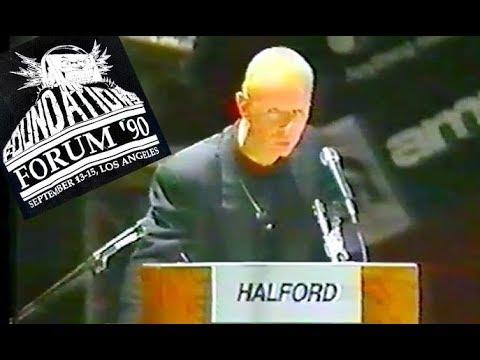"Judas Priest - Los Angeles 14.09.1990 ""Foundations Forum"" (Live & Interview)"