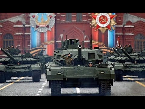 Victory Day parade 2018 Moscow - New armament of the Russian Armed Forces