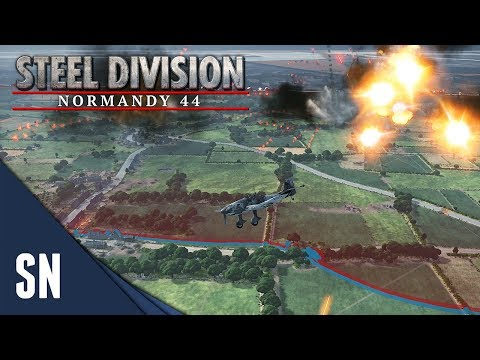 Combined Arms! - Steel Division: Normandy 44 Gameplay #42