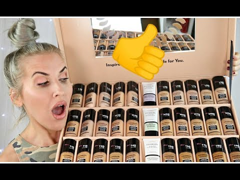GRWM || TESTING NEW PRODUCTS!!! HITS!!!!!!