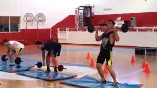 Entrenamiento funcional progresivo, perfecto para mejorar fuerza, explosividad y agilidad