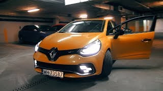 To Renault Clio to jednak Clio RS Trophy 220