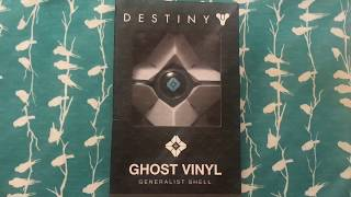 Destiny Ghost Vinyl