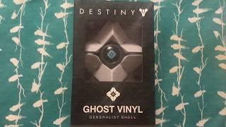 Destiny Ghost Vinyl