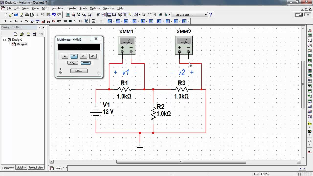 Watch on parallel circuit diagram