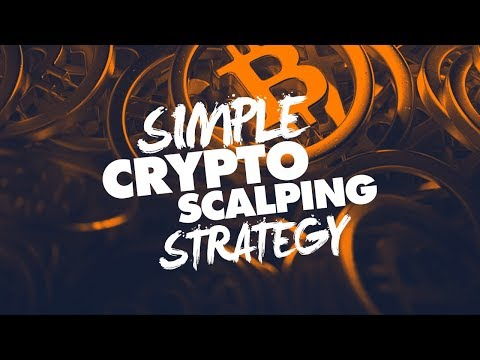 Simple Cryptocurrency Scalping Strategy