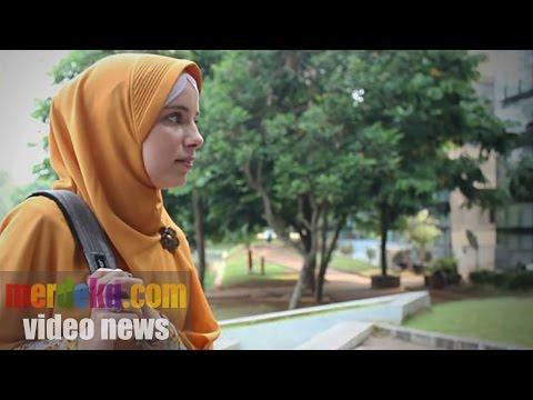 Malikah, Mualaf Asal Belanda Yang Kini Kuliah di Universitas Indonesia