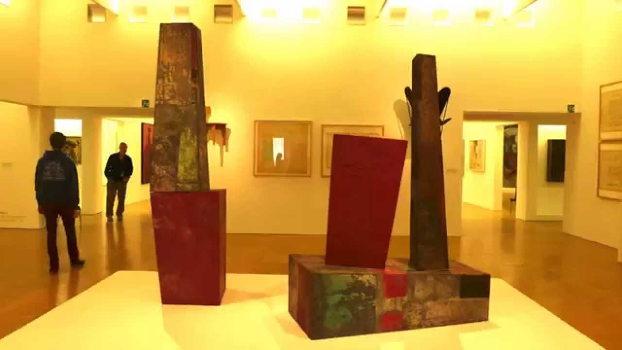 Centre georges pompidou musee national d 39 art moderne part 3 paris october 2014 youtube - Musee d art moderne strasbourg ...