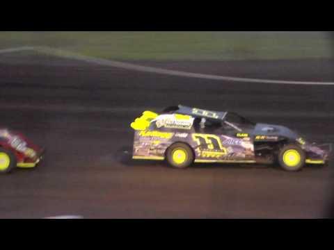 Sport Mod Bmain 1 @ Hancock County Speedway 06/20/17