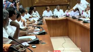 Cover Story Election and Vizhinjam Port 10/06/15
