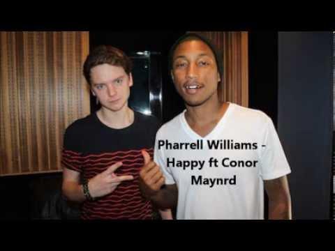 Pharrell Williams - Happy ft Conor Maynard (Remix)