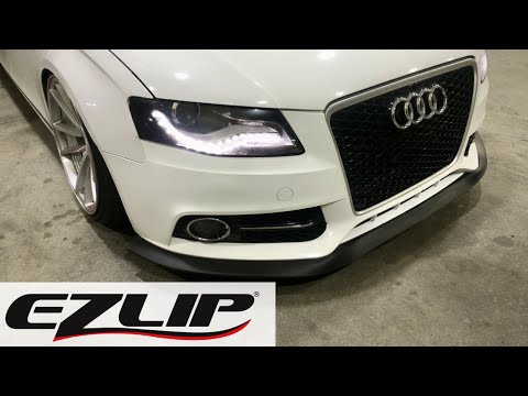DIY: EZ LIP PRO INSTALL & REVIEW.. SHOULD YOU BUY FOR YOUR AUDI A4 B8??