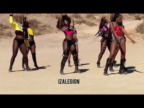 EVAPORA - IZA Ciara and Major Lazer  Making Of - Behind the Schenes