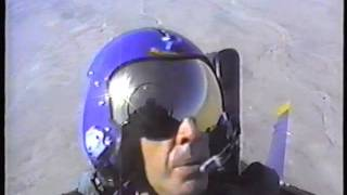 "Tim Allen ""Flight Improvement"" with the Blue Angels"