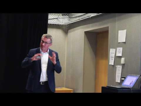 Dolan O'Hagan, Irish Examiner Digital Editor on video journalism and digital news platforms