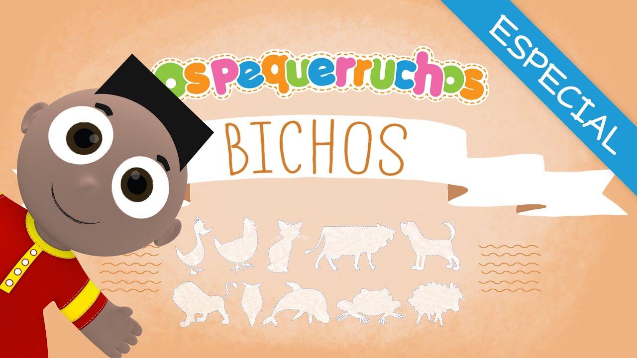 Especial Os Pequerruchos Almanaque - 10 Bichos