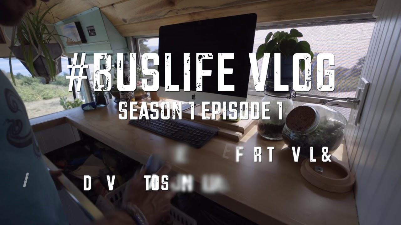 TEASER | #BUSLIFE VLOG S1 E1