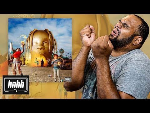 "Travis Scott ""Stop Trying to Be God"" (BigQuint x HNHH First Reaction)"