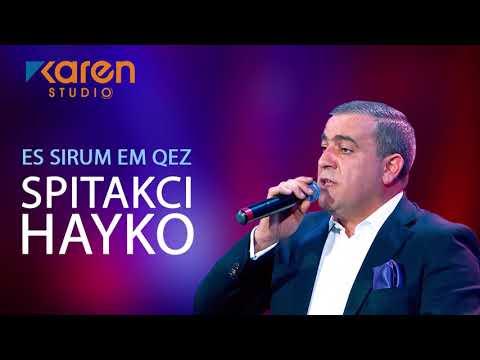 Hayko - Es Sirum Em Qez