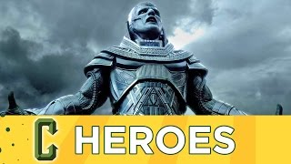 Collider Heroes - X-Men Apocalypse Trailer, TV Series Vs Movies