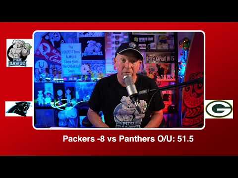 Green Bay Packers vs Carolina Panthers 12/19/20 NFL Pick and Prediction Saturday Week 15 NFL