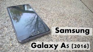 видео Отзывы о Samsung Galaxy A5 (2016)