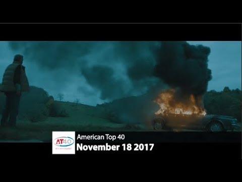 American Top 40 ~ November 18, 2017