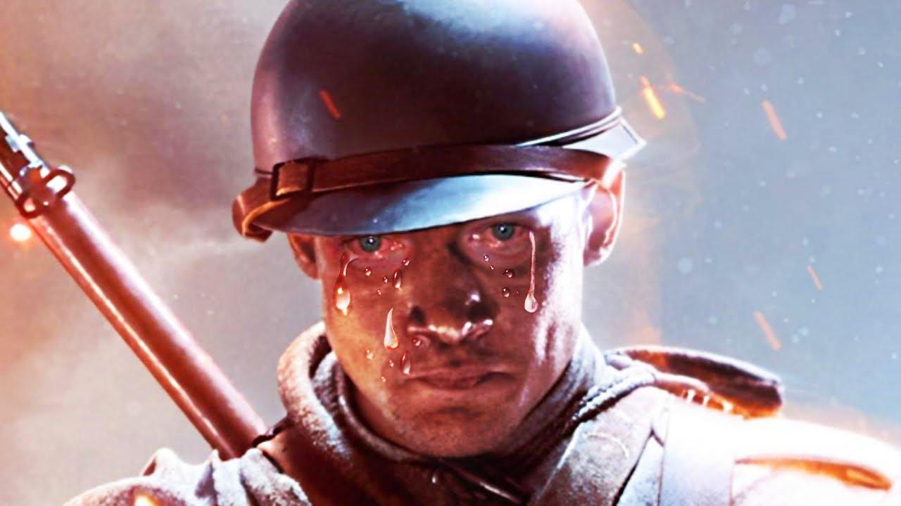Returning to Battlefield 1...