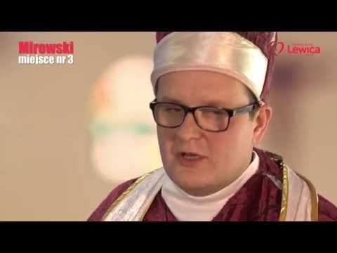 """""""Rozdział kościoła od państwa"""" Dawid Mirowski Sejm 2015"""
