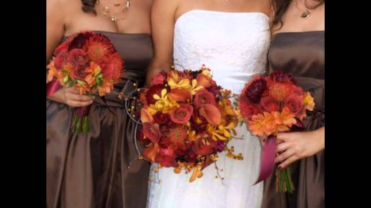 October wedding theme ideas youtube junglespirit Gallery