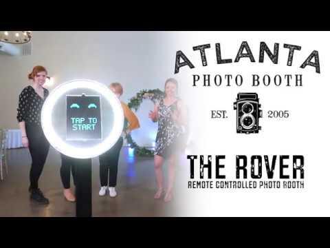 Atlanta Photo Booth | Robotic Photo Booths, Mirror Photo