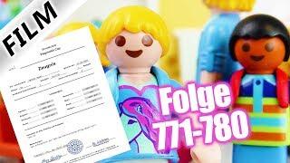 Playmobil Filme Familie Vogel: Folge 771-780 | Kinderserie | Videosammlung Compilation Deutsch