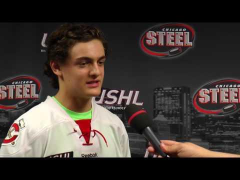 Nicholas Seitz - Chicago Steel 2016 Tryout Camp