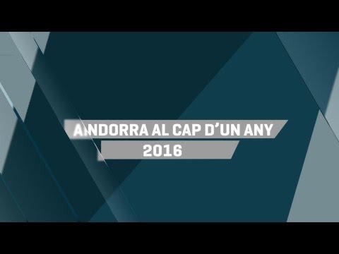 Andorra al cap d'un any 2016 - Introducció