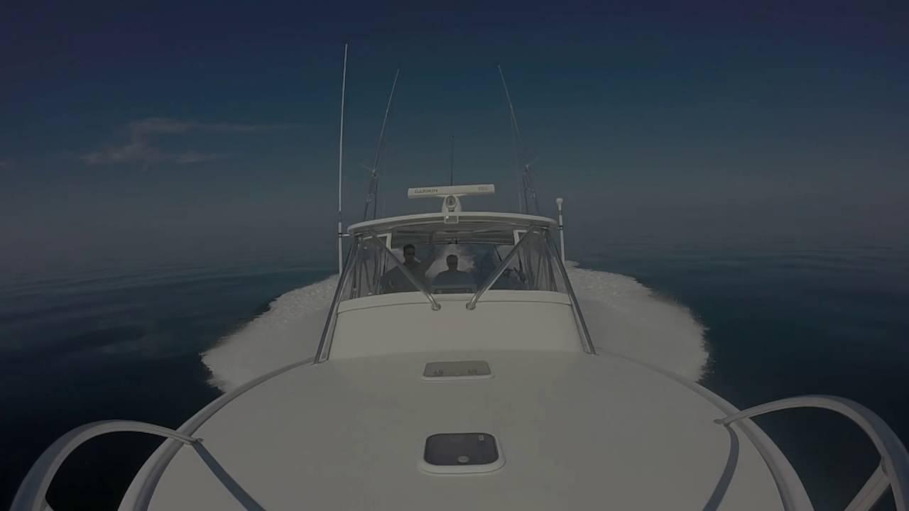 Crossing From Stuart Florida To Grand Cay Bahamas 8 22 16 Youtube