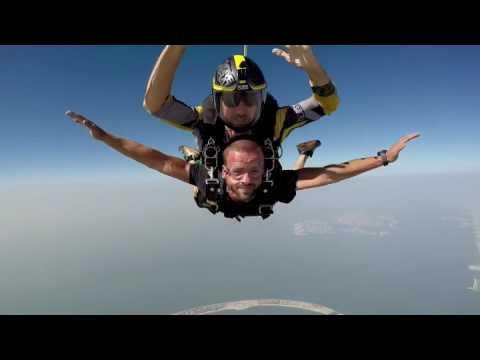 Xhaferr Gixhari - Skydive dubai 2017