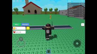 Weapon Simulator | ROBLOX Gameplay pt.1