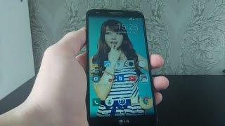 КАК СДЕЛАТЬ СКРИНШОТ НА LG G2 (make screenshot)